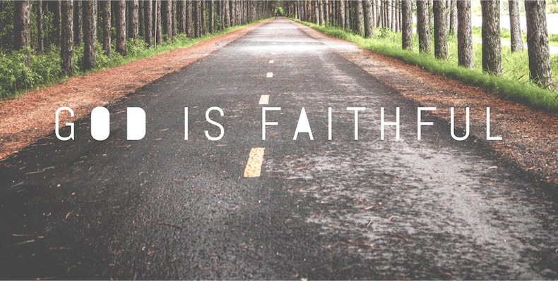 God is faithful sermon