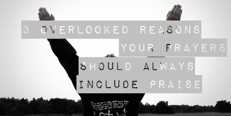 prayers of praise